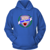 Unisex Hoodie - MVP Ref/NSO - Roller Derby themed apparel by RollerDerby.Love