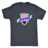 Mens Triblend - MVP Jammer - Roller Derby themed apparel by RollerDerby.Love
