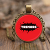 Necklace - Tremors Derby themed apparel - Roller Derby Love