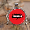 Necklace - Tremors - Roller Derby themed apparel by RollerDerby.Love