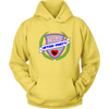 Unisex Hoodie - MVP After-Party - Roller Derby themed apparel by RollerDerby.Love