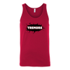 Unisex Tank - San Diego Tremors - Roller Derby themed apparel by RollerDerby.Love