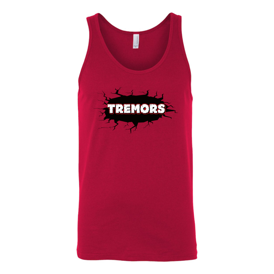 Unisex Tank - San Diego Tremors Derby themed apparel - Roller Derby Love