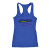 Racerback Tank - Troublemaker - Roller Derby themed apparel by RollerDerby.Love