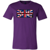 Canvas Shirt - Roller Derby UK Derby themed apparel - Roller Derby Love