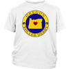 Youth Shirt - Oregon Seal of Roller Derby