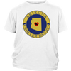Youth Shirt - Arizona Seal of Roller Derby - Roller Derby themed apparel by RollerDerby.Love