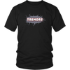 Unisex Shirt - San Diego Tremors Derby themed apparel - Roller Derby Love