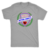 Mens Triblend - MVP After-Party - Roller Derby themed apparel by RollerDerby.Love