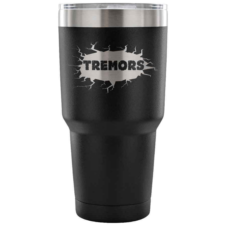 Tumbler - San Diego Tremors Derby themed apparel - Roller Derby Love