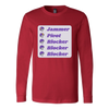 Canvas Long Sleeve - Jammer Pivot Blocker