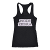 Racerback Tank - Team Zebra - Roller Derby themed apparel by RollerDerby.Love