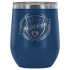 Wine Tumbler - MVP Blocker