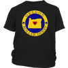 Youth Shirt - Oregon Seal of Roller Derby - Roller Derby themed apparel by RollerDerby.Love