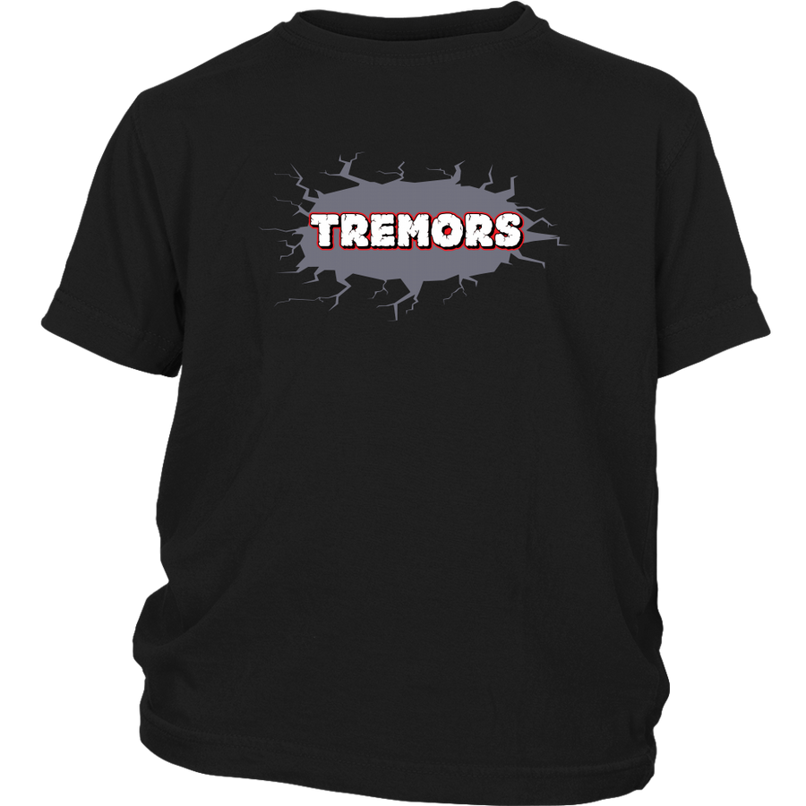 Youth Shirt - San Diego Tremors - Roller Derby themed apparel by RollerDerby.Love