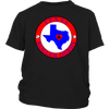 Youth Shirt - Texas Seal of Roller Derby - Roller Derby themed apparel by RollerDerby.Love