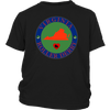Youth Shirt - Virginia Seal of Roller Derby