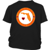 Youth Shirt - Florida Seal of Roller Derby Derby themed apparel - Roller Derby Love