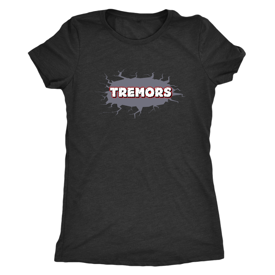 Womens Triblend - San Diego Tremors - Roller Derby themed apparel by RollerDerby.Love