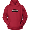 Unisex Hoodie - San Diego Tremors - Roller Derby themed apparel by RollerDerby.Love