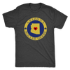 Mens Triblend - Arizona Seal of Roller Derby - Roller Derby themed apparel by RollerDerby.Love