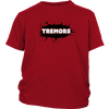 Youth Shirt - San Diego Tremors Derby themed apparel - Roller Derby Love