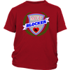 Youth Shirt - MVP Blocker - Roller Derby themed apparel by RollerDerby.Love