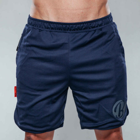 Boodsie A Game Shorts in Blue