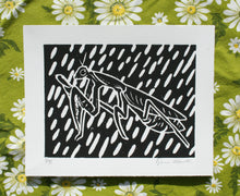 """Preying Mantis"" 6""x8"" Limited Edition Print of 5"