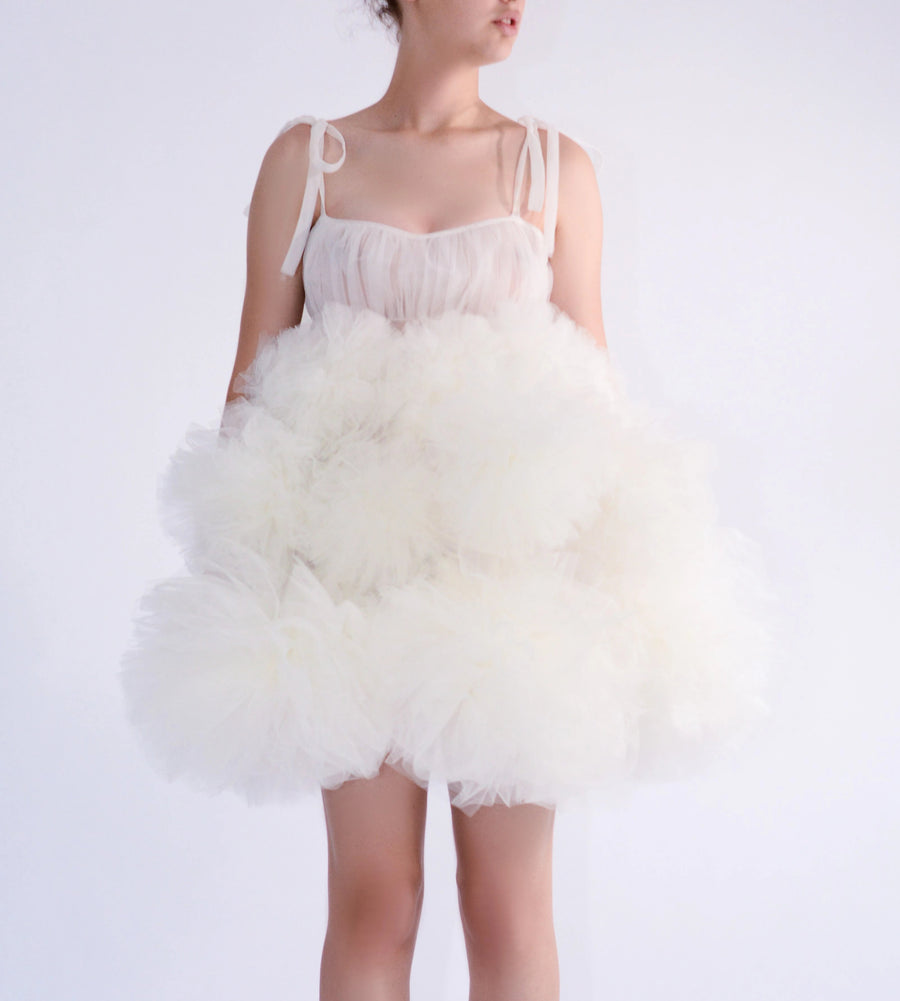 Cloud Mini Dress