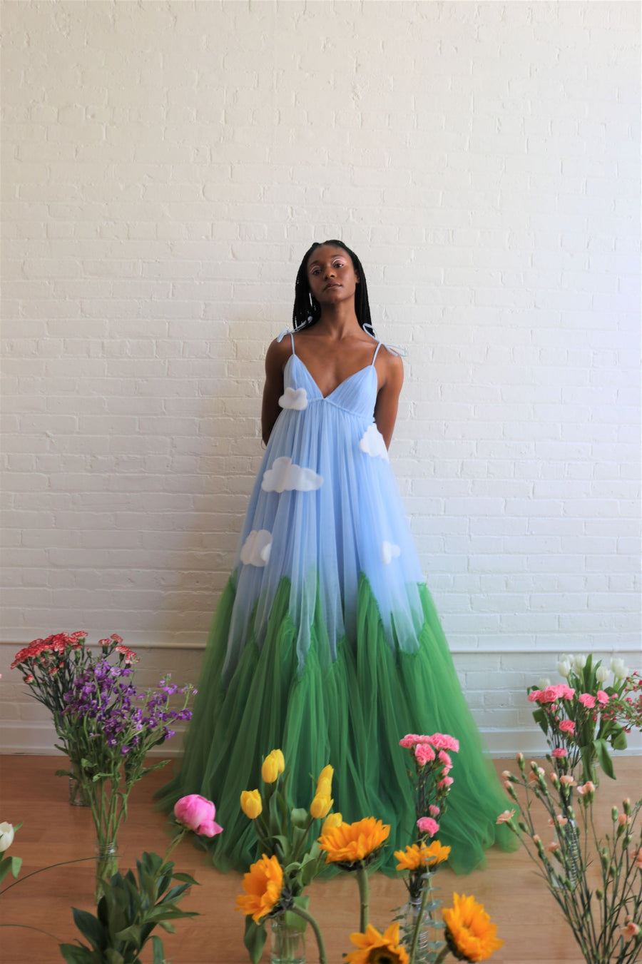 Glass Slipper Gown