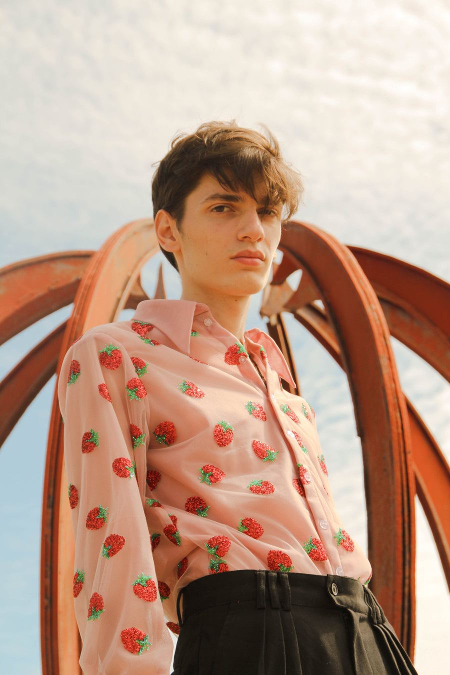 Strawberry Shirt
