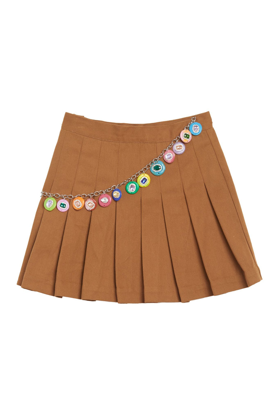Crystal Tennis Skirt