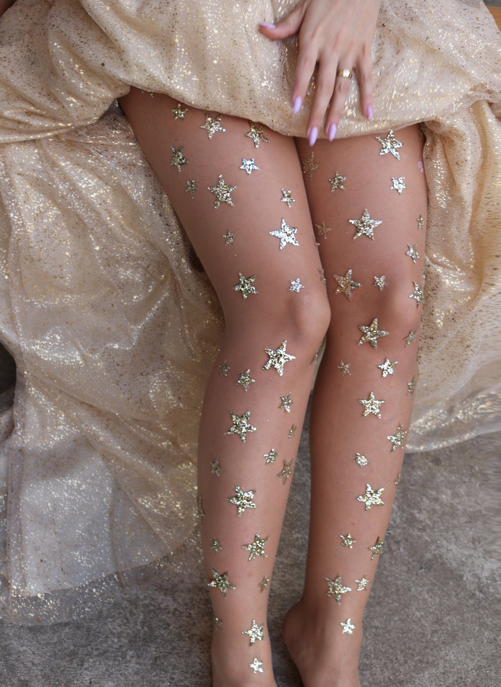 Stars In Her Eyes Tights