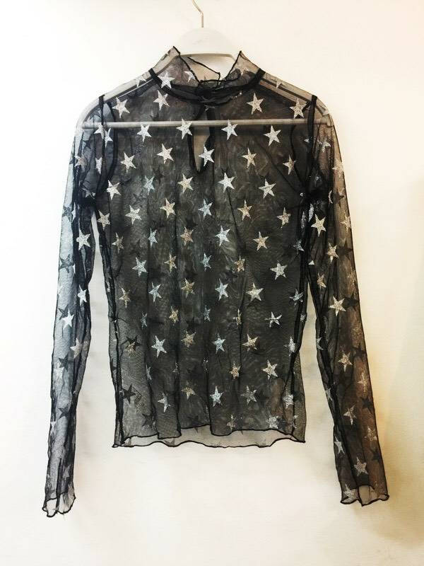 Stars and Stripes Longsleeve Top