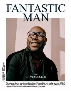 REVISTA FANTASTIC MAN - MENIAX
