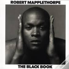 THE BLACK BOOK - ROBERT MAPPLETHORPE - MENIAX