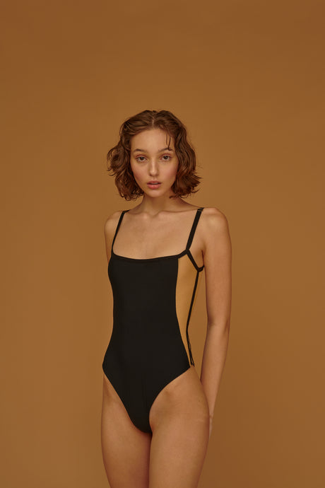 KATE BODYSUIT NEGRO