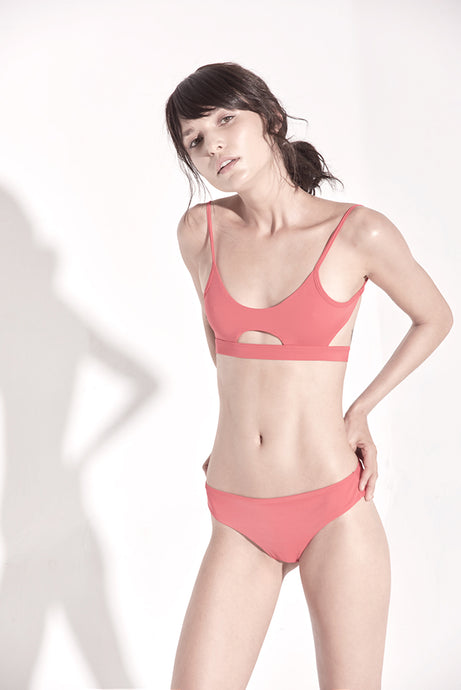 MOLLY SWIMWEAR ROJO