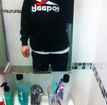 SPORTS JUMPER BLACK