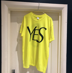 YES PEACE (neon tshirt)