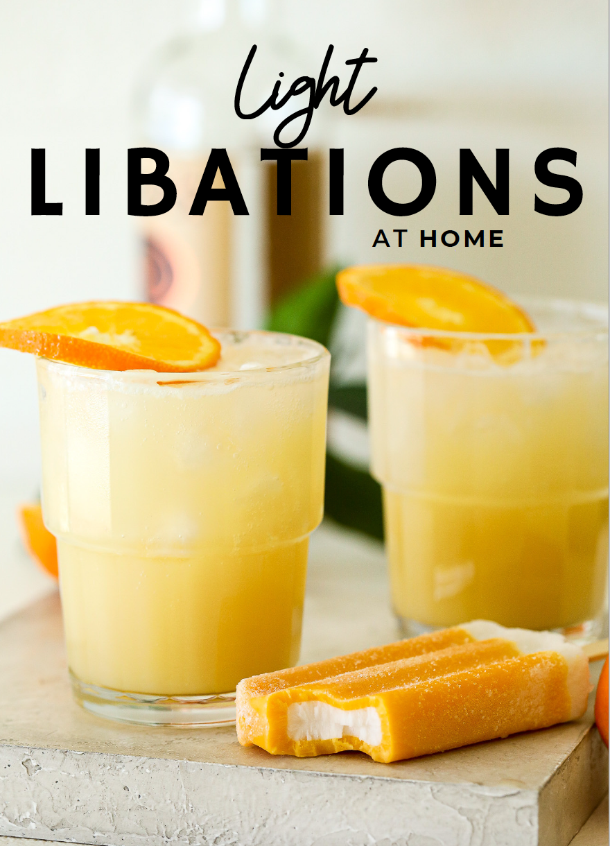 Light Libations at Home