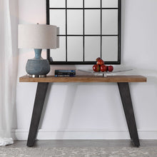 Load image into Gallery viewer, Freddy Console Table
