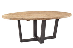 Atlantic Oval Dining Room Table