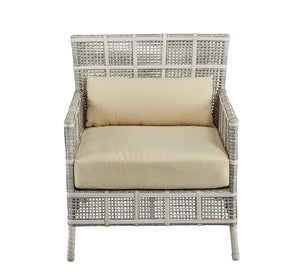 Squaresville Outdoor Modern Chair