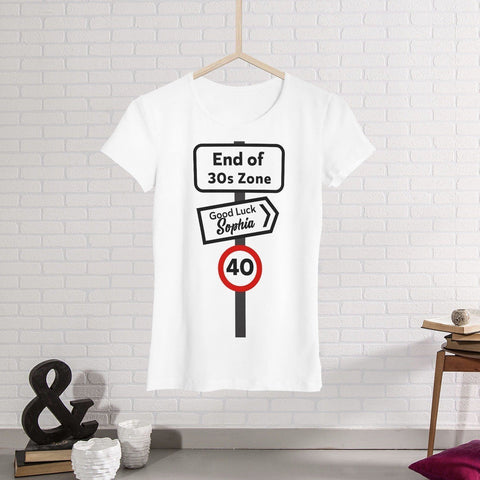 Funny Birthday T-Shirt For Women, Birthday Party Shirt For All Ages