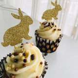 Some Bunny is One Cupcake Topper. 12 Pieces