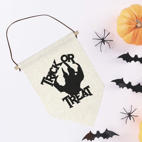 Trick or treat Halloween Party Decor. Halloween decor.