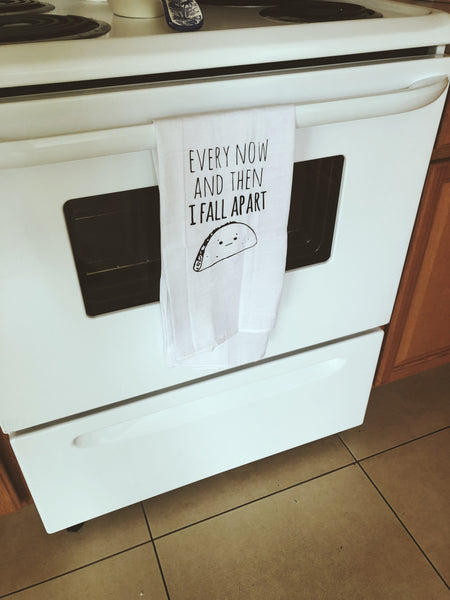 Taco Kitchen Towel