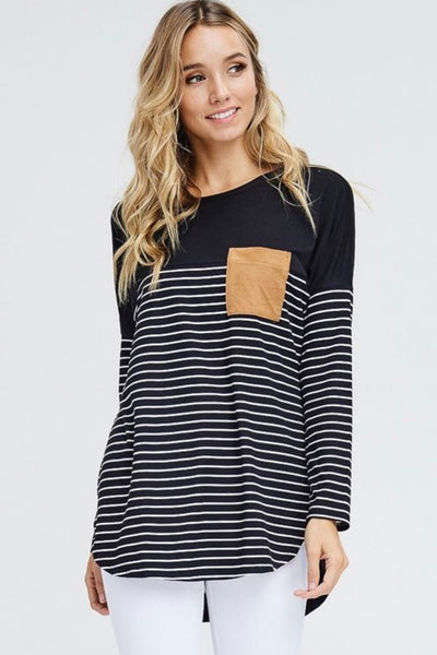 Kinley Striped Top